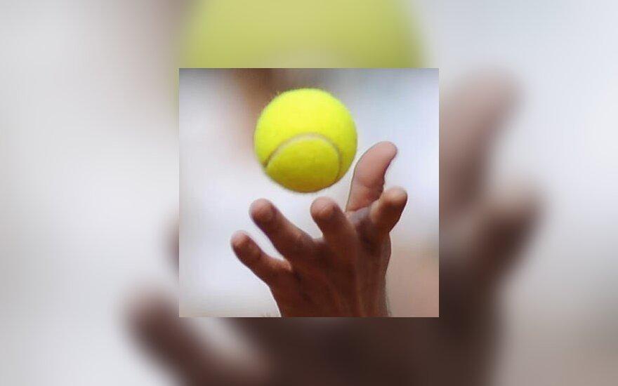 Lietuviai baigė pasirodymą ITF jaunių teniso turnyre Šiauliuose