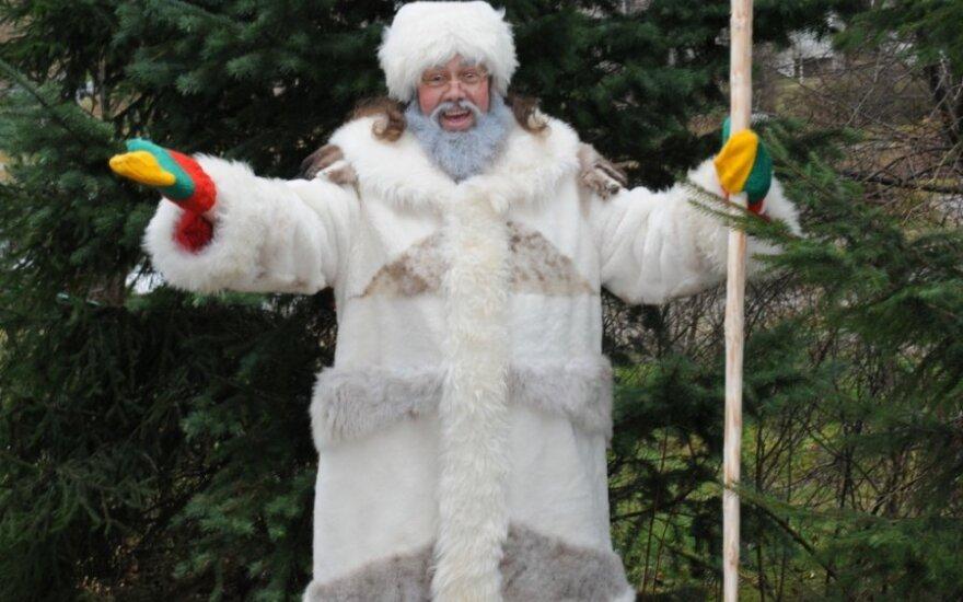 Senelis Kalėda: į gyvenimą reikia žiūrėti su humoru