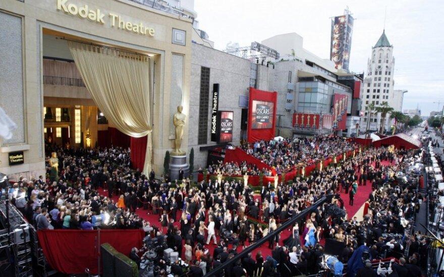 """""""Oskarų"""" namai turi naują pavadinimą - """"Dolby Theatre"""""""
