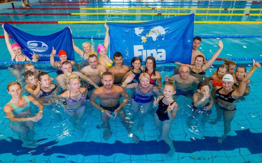 FINA Aquatics diena Palangoje