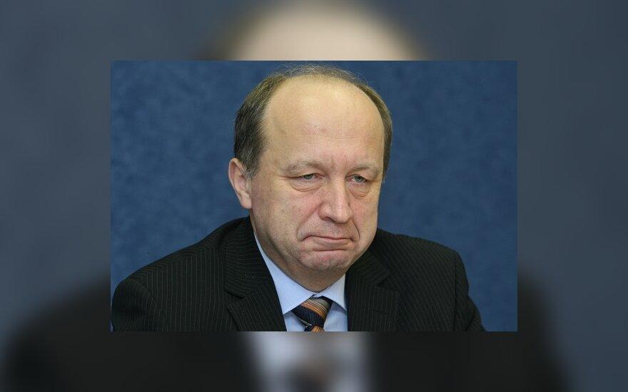 A.Kubiliaus Vyriausybė metus pradeda premjero ir ministrų atostogomis