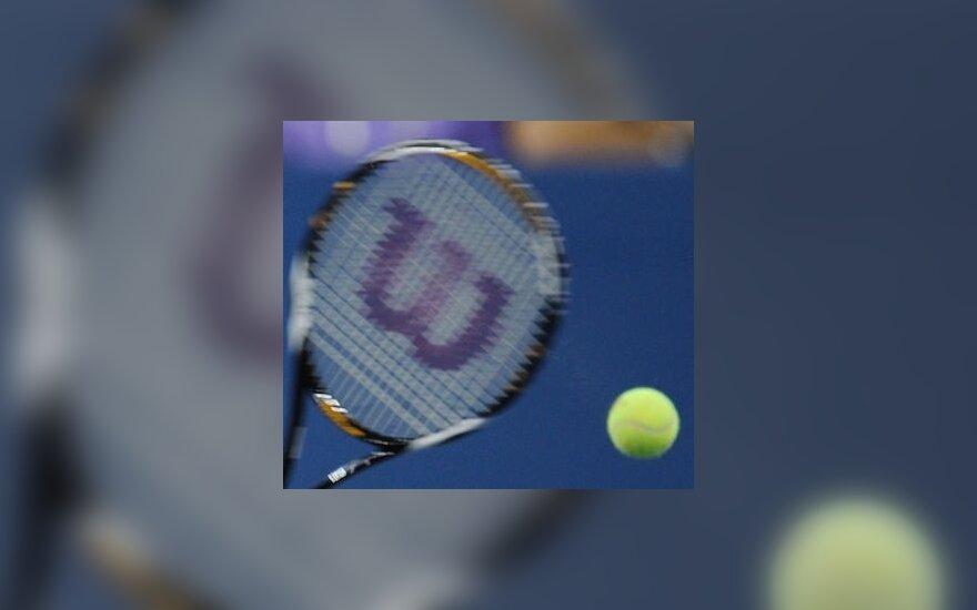 L.Padegimaitei nepavyko laimėti ITF jaunių teniso turnyro Danijoje