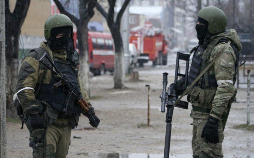 Per antiteroristinę operaciją Dagestane žuvo 10 žmonių