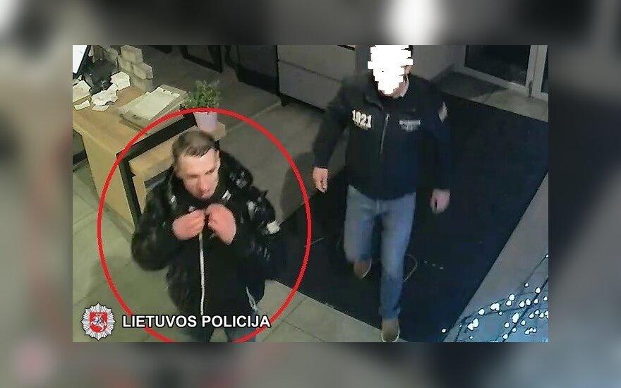 Vilniuje apvogtas užsienietis, naktį praleidęs su nepažįstamuoju
