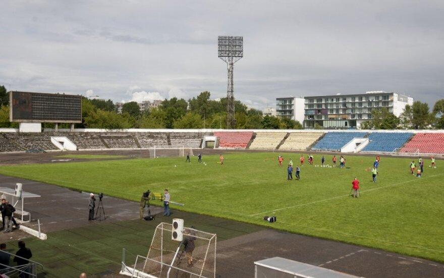 """REO futbolininkai neatvyko į jų stadione turėjusias vykti A lygos rungtynes su """"Ekranu"""""""