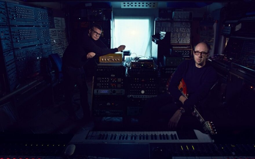 """The Chemical Brothers"""
