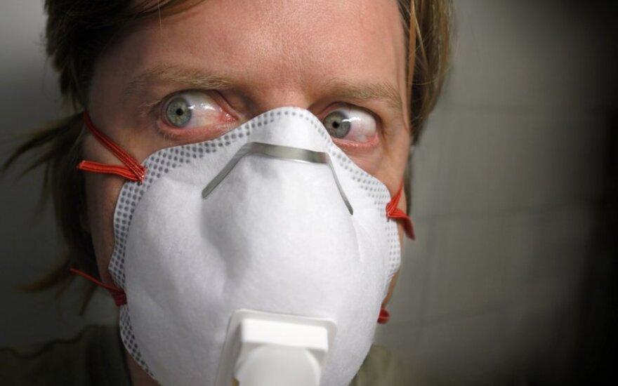 Gripo epidemija Čekijoje nusinešė 18 gyvybių