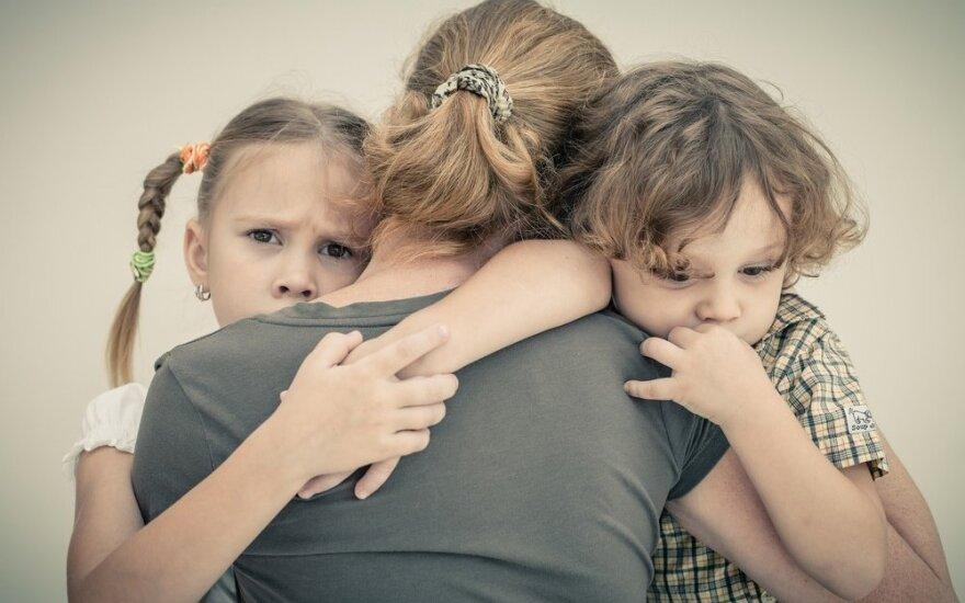 Svajojau apie idealią šeimą, bet tai labiau primena pragarą