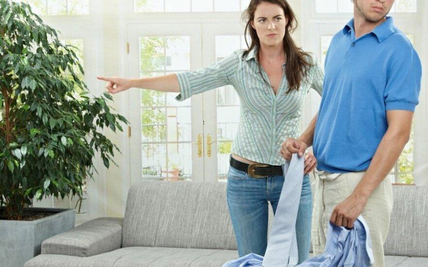 Ar tikrai nesusituokusios poros išsiskiria dažniau?