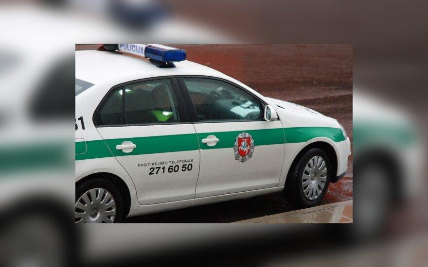 Savaitgalį Vilniuje sulaikyti 26 neblaivūs vairuotojai