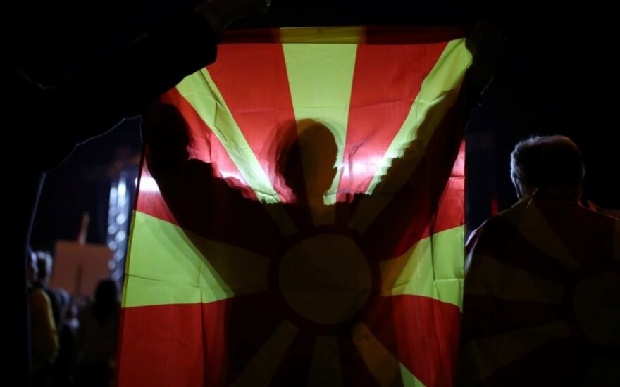 Referendumas Makedonijoje