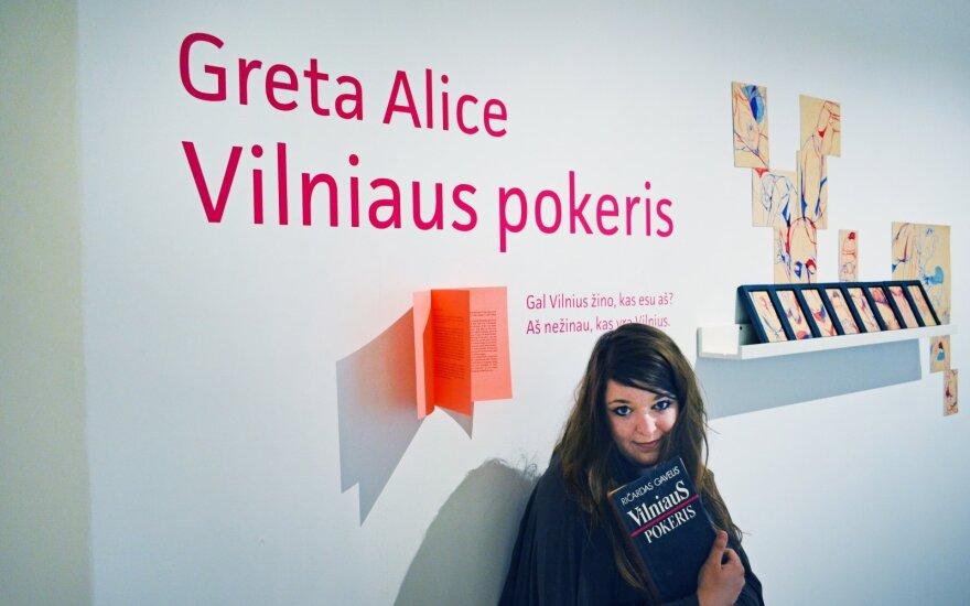 Greta Alice Liekytė ir jos kūriniai