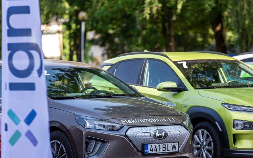 Kviečia į septintąsias elektromobilių varžybas: dalyvių laukia naujovės