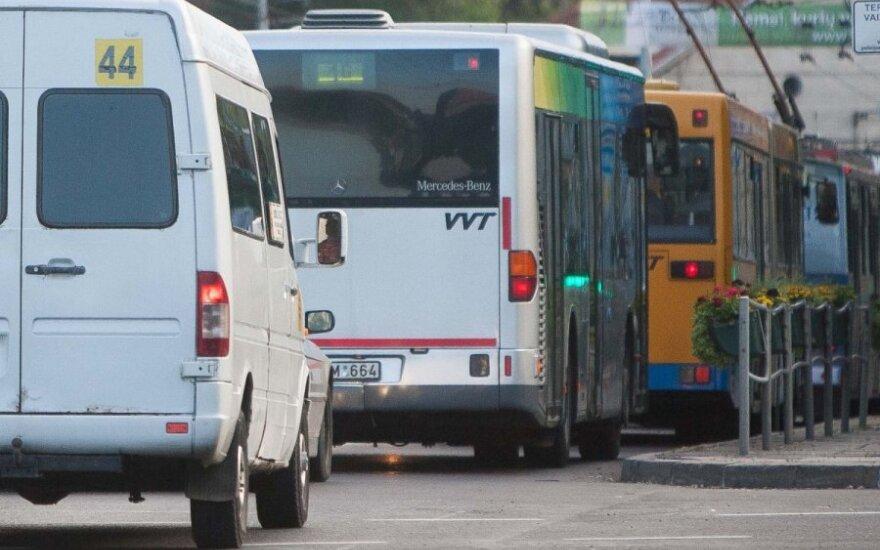 R. Šimašius – apie transporto permainas Vilniuje