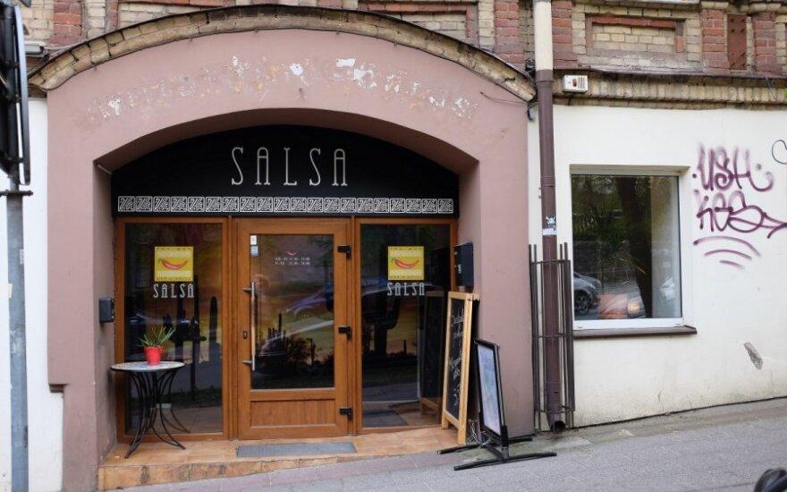 A. Užkalnis nelaukė Vilniuje antro žmoniško meksikietiško restorano