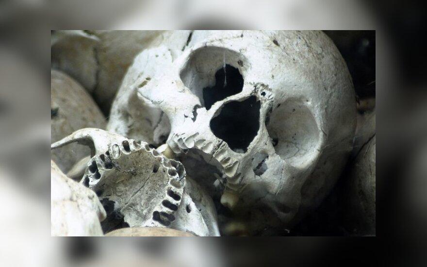 Rokiškėnas savo name rado kapavietę