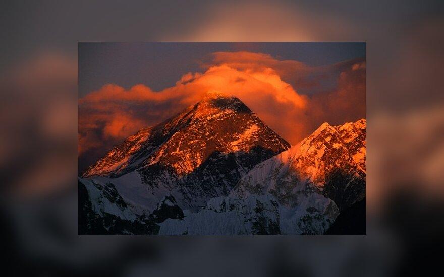 Nepalas, Everestas