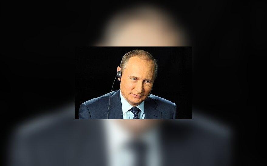Vladimiras Putinas, kremlin.ru nuotr.