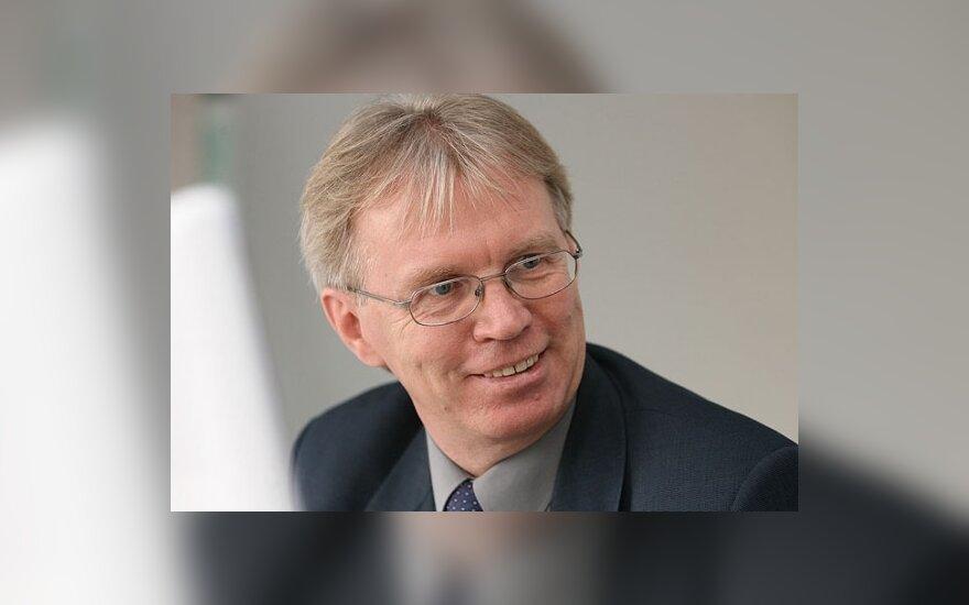 D.Jankauskas: vėlesnis pensinis amžius leistų pensijas padidinti 7-15 proc.