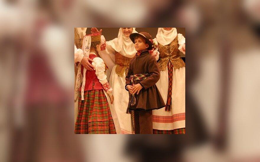 Aukštaičių tautinis kostiumas