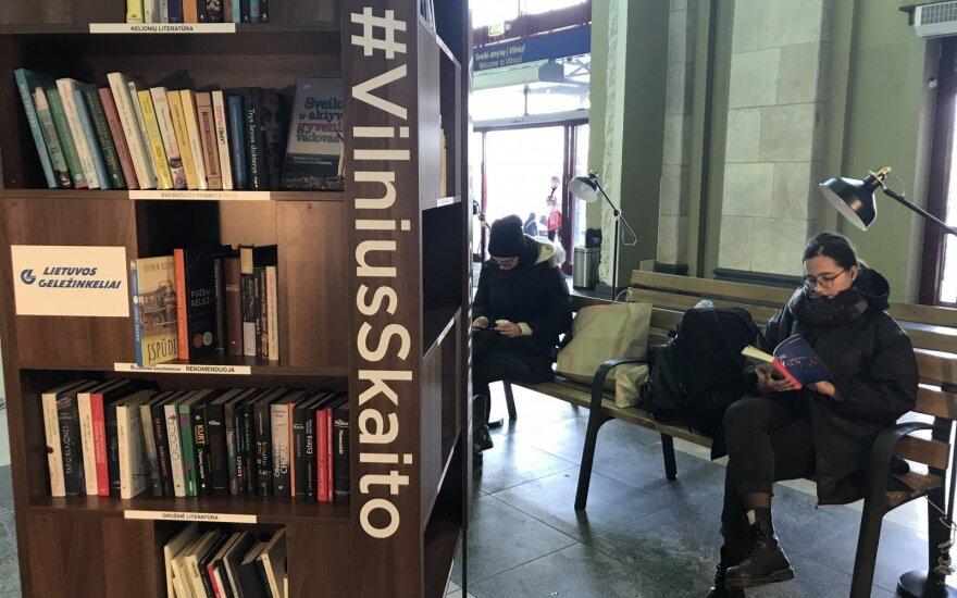 Skaitykla Vilniuje