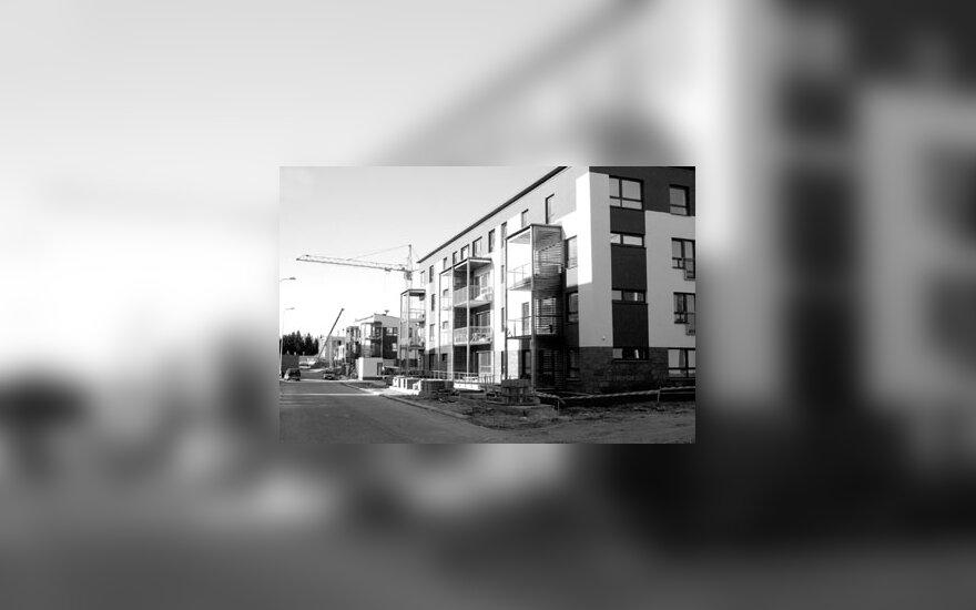 Nekilnojamasis turtas, namas, statybos
