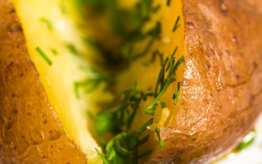 Bulvės – naudingesnės už daugelį <em>superproduktų</em>