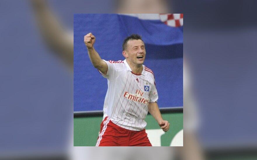 """Ivica Oličius (""""Hamburg SV"""")"""