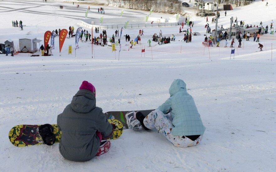 Žiemos sporto festivalis