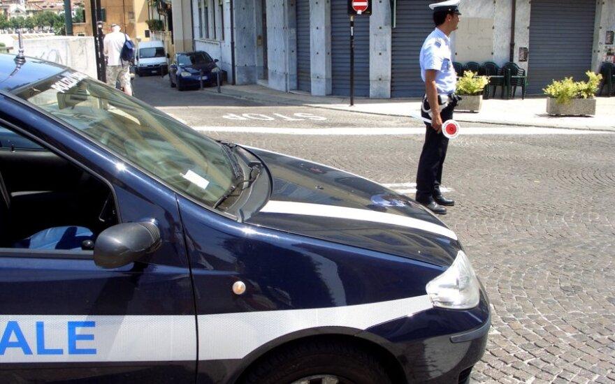 Jauniausias Italijos KET pažeidėjas – dvimetis pyplys