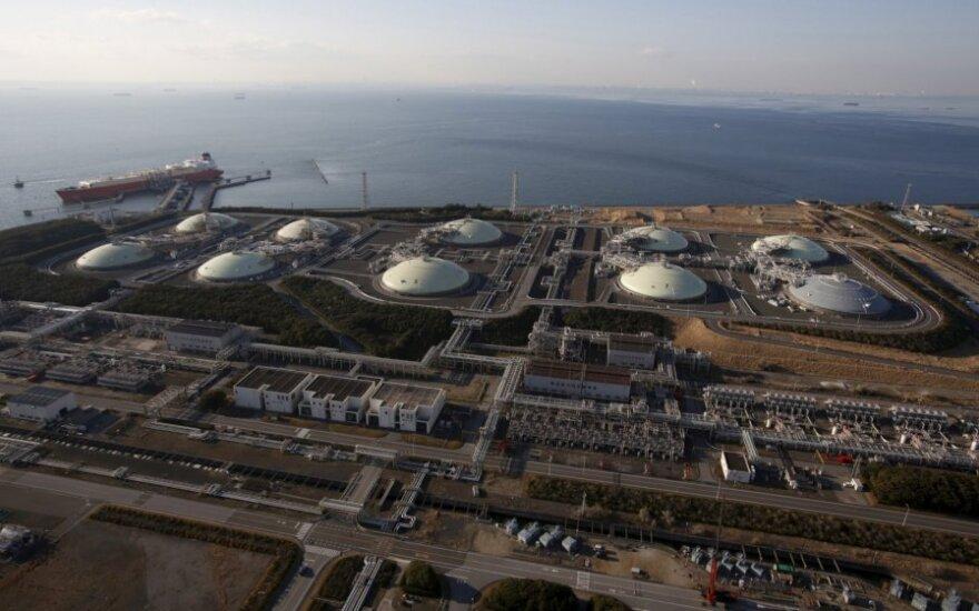 Rusija planuoja tapti ketvirta pasaulyje pagal SGD gamybos apimtis