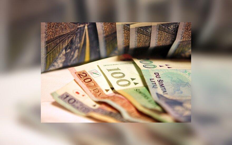 Pernai didžiausios vieno gyventojo pajamos siekė 684 mln. litų