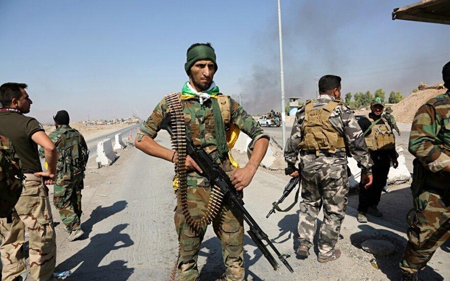 Irako kariuomenės pajėgos