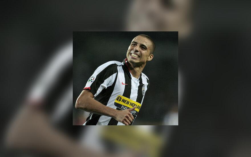 """David Trezeguet (""""Juventus"""")"""