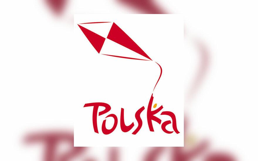 Lenkijos logotipas