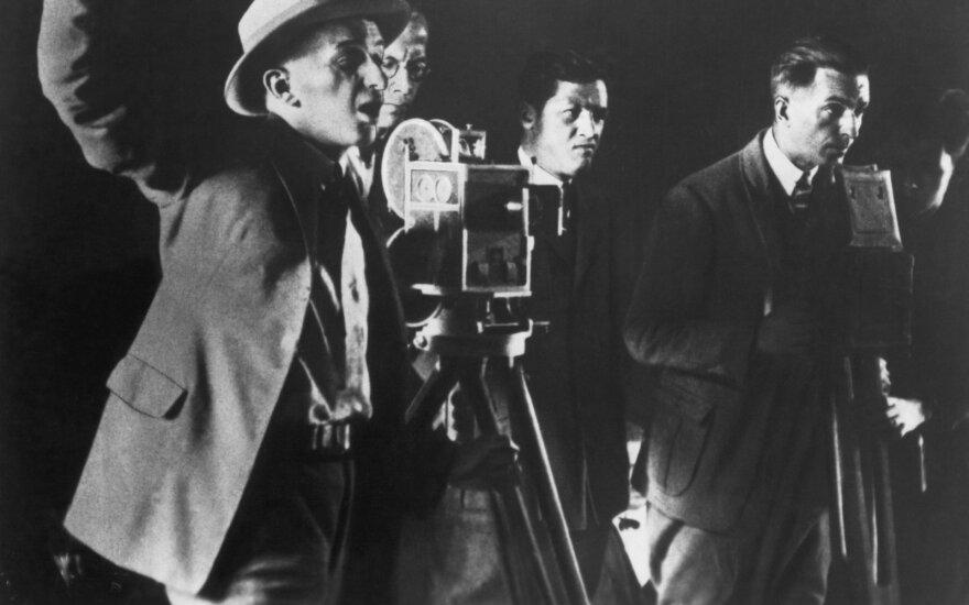 Legendinis vokiečių—žydų nebylusis filmas suskambės Lietuvos nacionalinėje filharmonijoje
