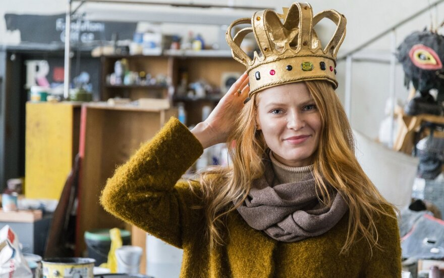 Queen for a Moment Photo at Open House VIlnius © Ludo Segers @ The Lithuania Tribune