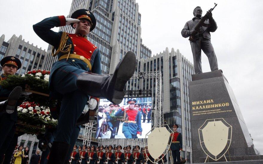 Makabriška rusiško ginklo sėkmė
