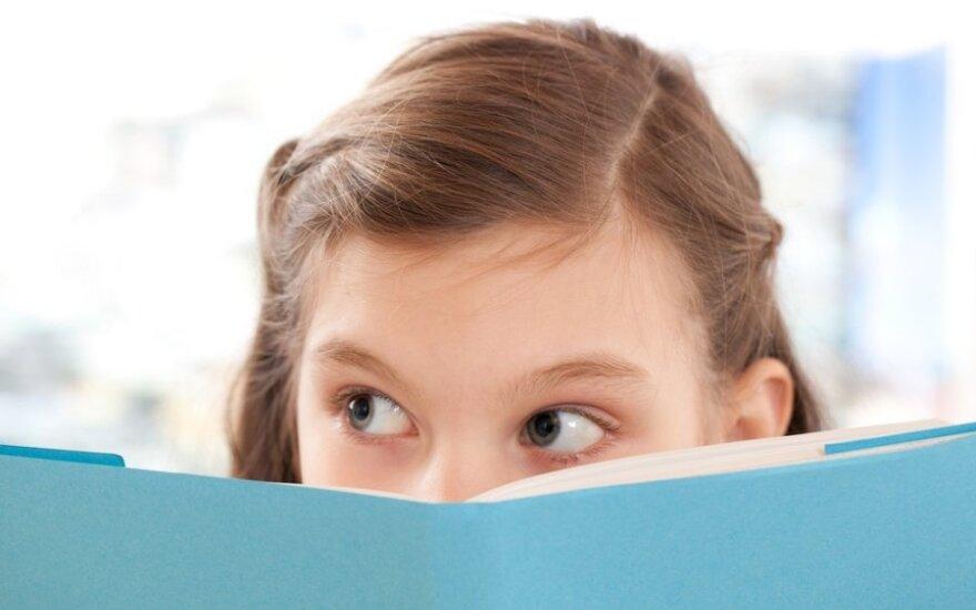 Kaip priversti vaiką skaityti?