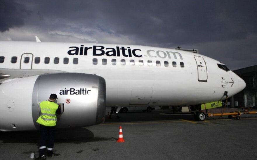 Estonian Air accuses airBaltic of unfair competition
