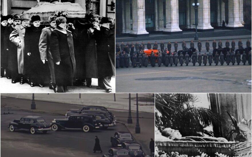 Per Stalino laidotuves – šiurpūs įvykiai: neįmanoma pamiršti, kaip jie trypė vieni kitus