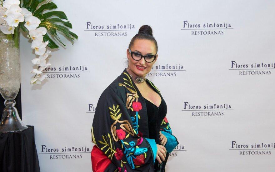 Inga Budrienė. Loretos Kondratės nuotr.