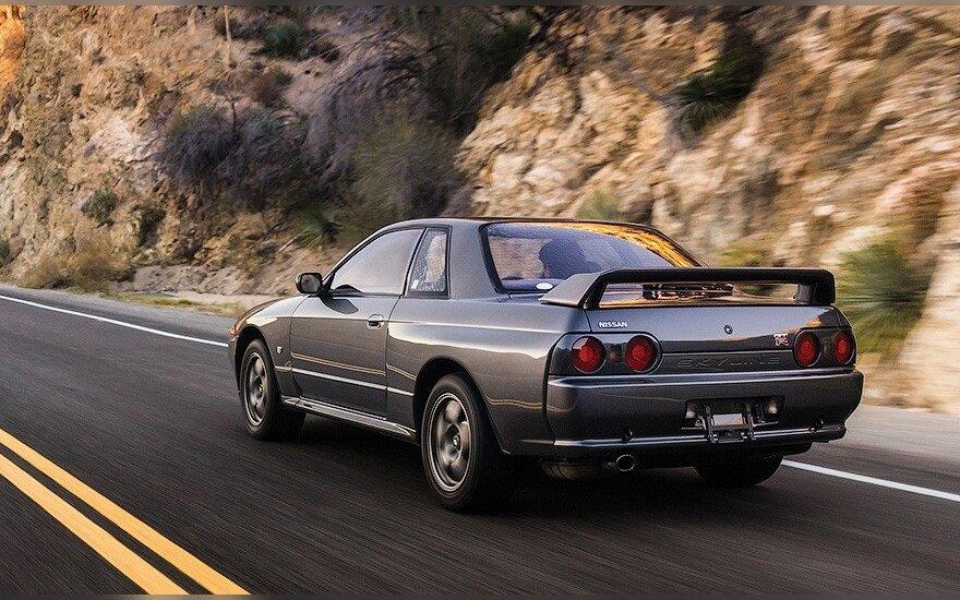 """Klasikinių """"Nissan"""" gerbėjams – puikios žinios"""