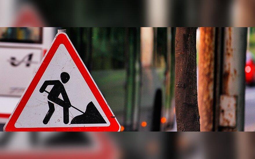 Klaipėdoje planuojami neregėto masto infrastruktūros darbai
