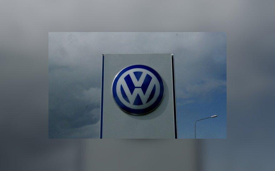 """""""Volkswagen"""" planuose – gamykla Kaliningrade"""