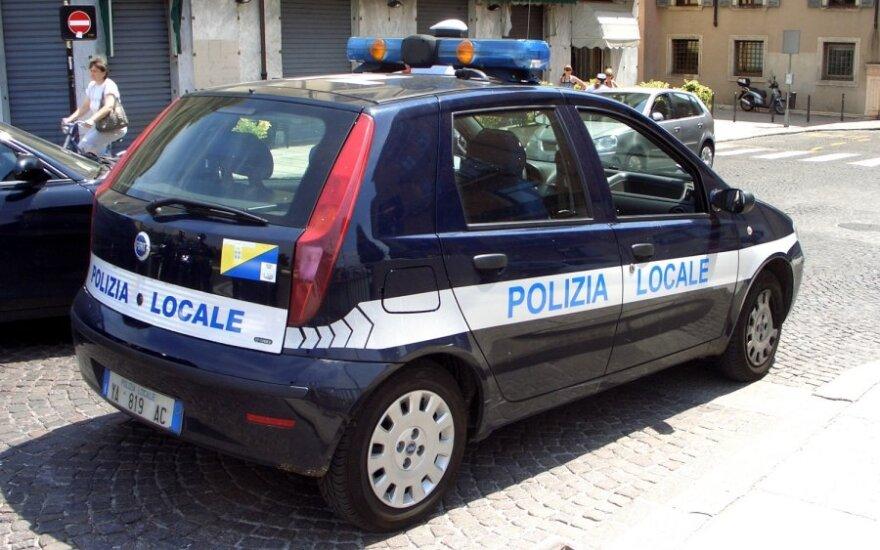 Už KET pažeidimus italai dalija baudas su nuolaidomis