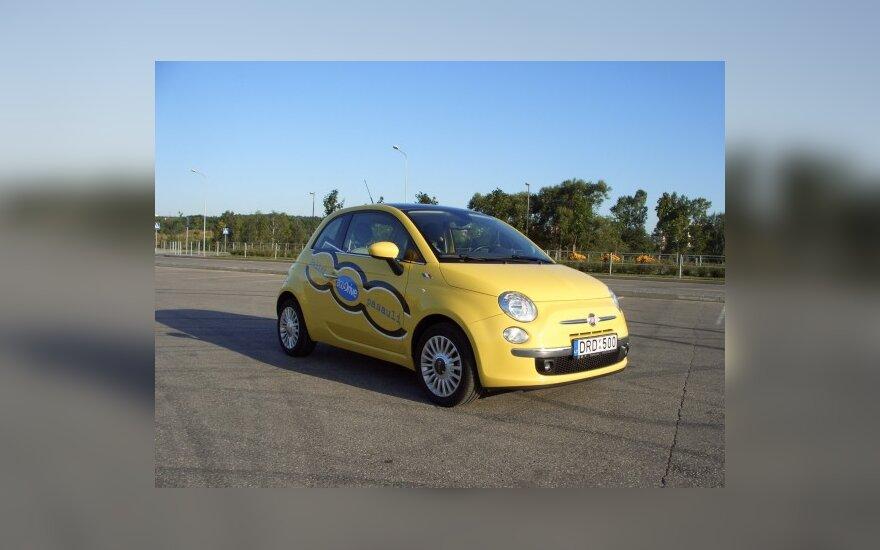 Fiat 500 eco:Drive