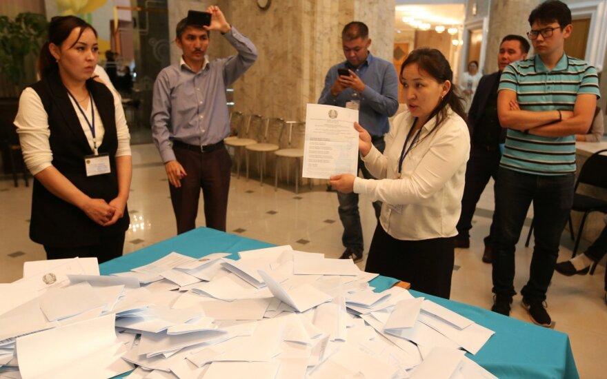Rinkimai Kazachstane