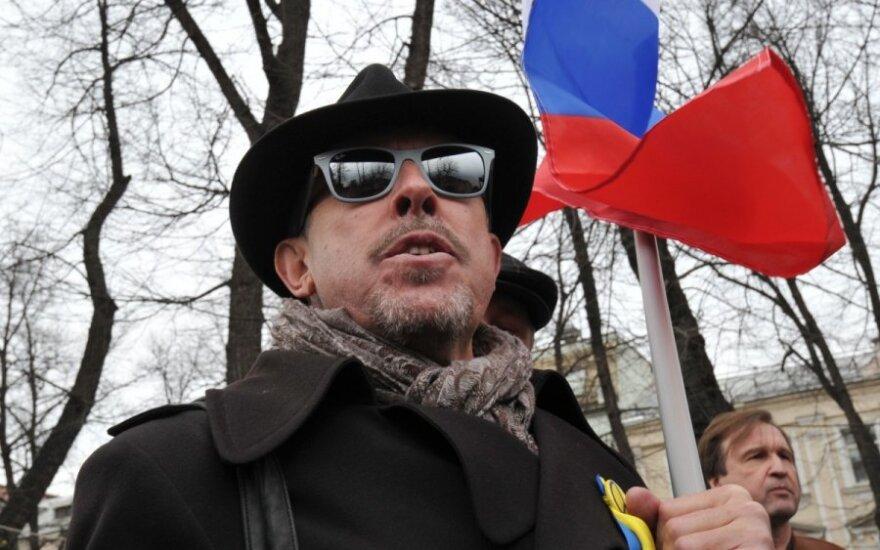 """Rusijos politikai nusitaikė į garsų šalies muzikantą: jis """"pasirinko gana seniai"""""""