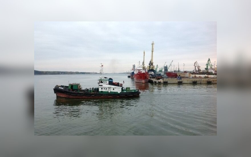 Į Klaipėdos jūrų uosto vadovo pareigas sulaukta 13 kandidatų paraiškų